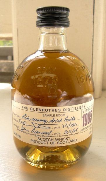 Glenrothes-1985-2005