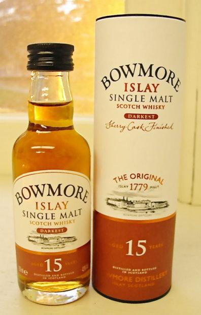 Bowmore-15-Darkest