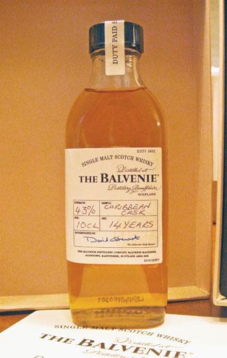 Balvenie-Caribbean