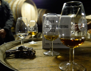 Tasting-From-Bowmore-Casks