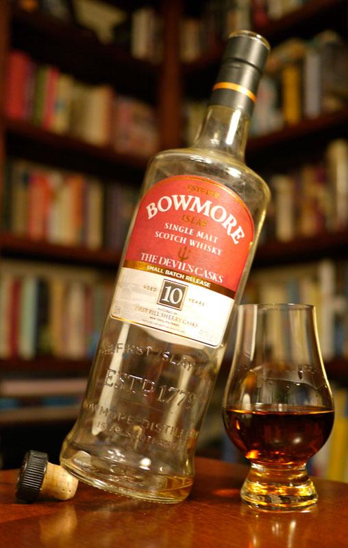 Bowmore-The-Devil's-Casks