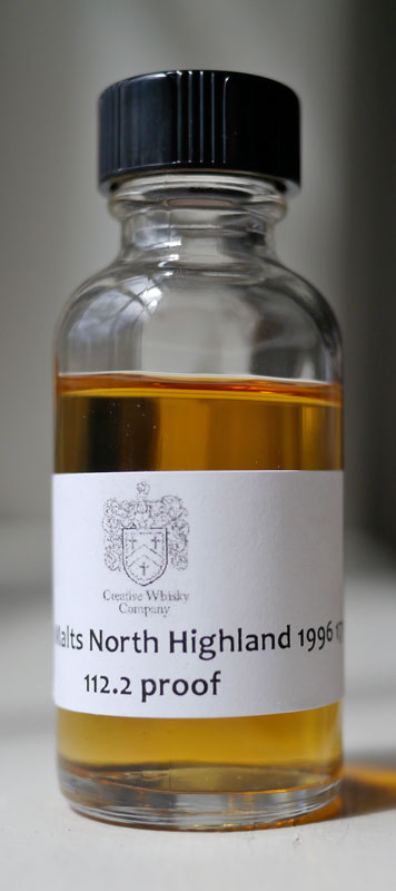 North Highland 17 Year 1996 from The Exclusive Malts