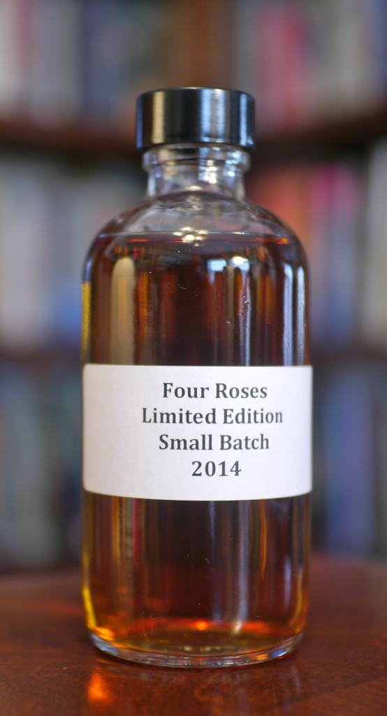 Four Roses Limited Edition Small Batch 2014