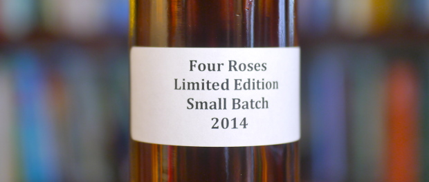 Four Roses Limited Edition Small Batch 2014 label