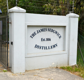 James-Sedgwick-Gate-sign