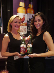 Nicola-Riske-and-Alexandra-Ortega-of-Famous-Grouse