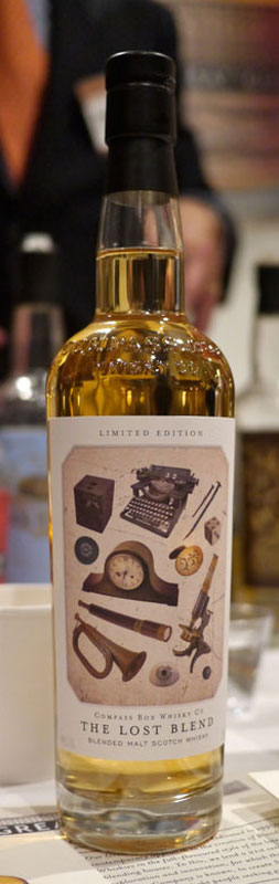The Compass Box Lost Blend The Malt Impostor