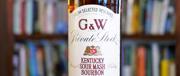 G&W-Private-Stock-Kentucky-Straight-Sour-Mash-Bourbon-Whisky-featured