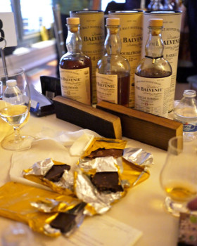 Water-of-Life-Charity-Event-Balvenie-table-with-chocolate