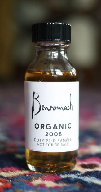 Benromach-Organic-2008-Vintage
