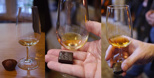 Macallan-and-Chocolate-Pairings-at-The-Macallan-Residence