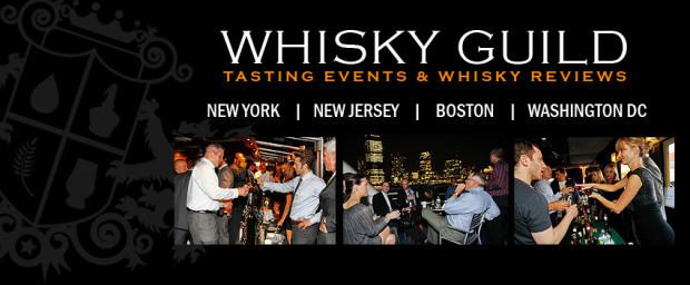 Whisky Guild Events logo 2015