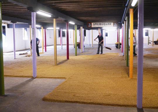Springbank-malting-floor