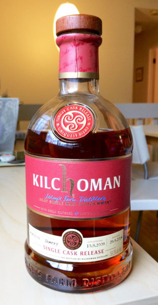 Kilchoman-Single-Sherry-Cask