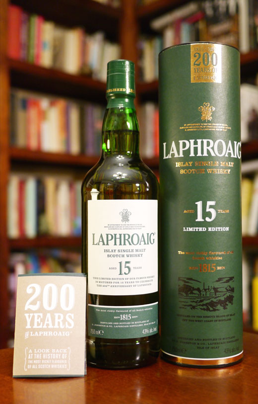 Laphroaig-15-bottle
