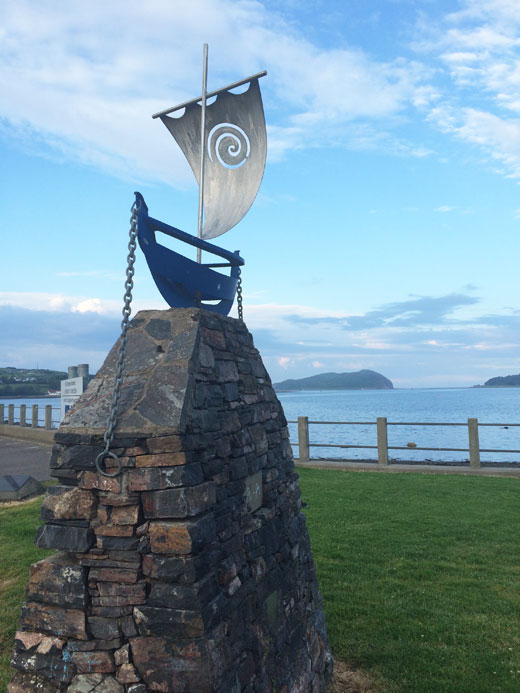 Monument-in-Campbeltown