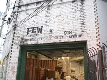 FEW-Spirits-Distillery-Exterior