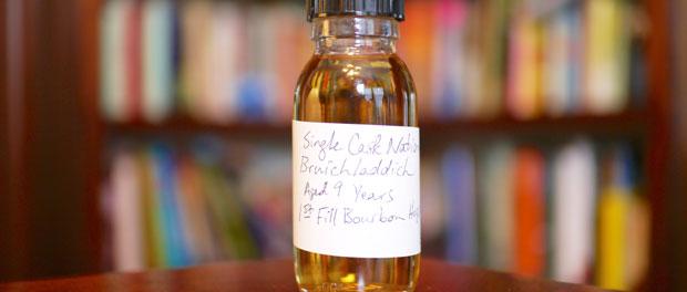 Single-Cask-Nation-Bruichladdich-9-Year-Old-1st-Fill-Bourbon-Hogshead-featured