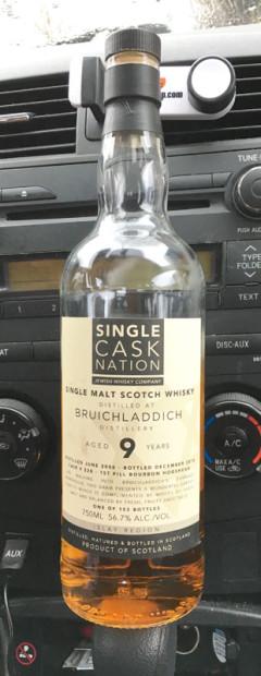 Single-Cask-Nation-Bruichladdich-9-Year-Old-1st-Fill-Bourbon-Hogshead-full-bottle