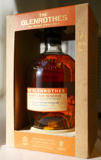 Glenrothes-Sherry-Cask-Reserve
