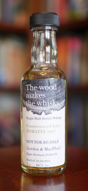 Tomatin-1997-2014-Gordon-and-MacPhail-the-wood-makes-the-whisky