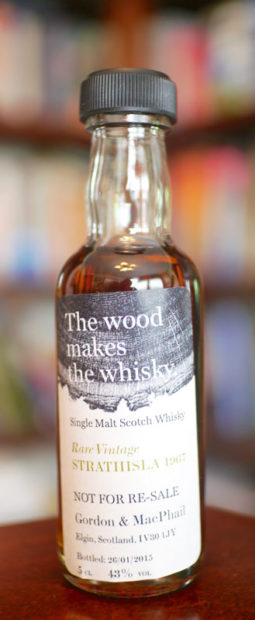 Rare-Vintage-Strathisla-1967-2015-Gordon-and-MacPhail-the-wood-makes-the-whisky