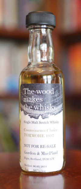 Tormore-1997-2014-Gordon-and-MacPhail-the-wood-makes-the-whisky